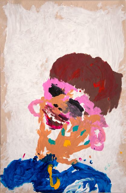 , 'La Tía Ana,' 2014, Galería Karen Huber