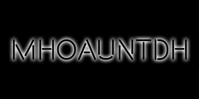 , 'MHOAUNTDH,' 2016, Ché Morales + Amanda Uribe