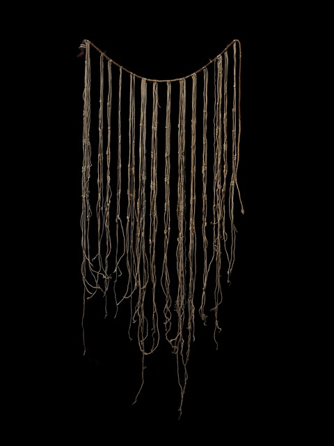 , 'Quipu,' 1450 -1532, Musée du quai Branly