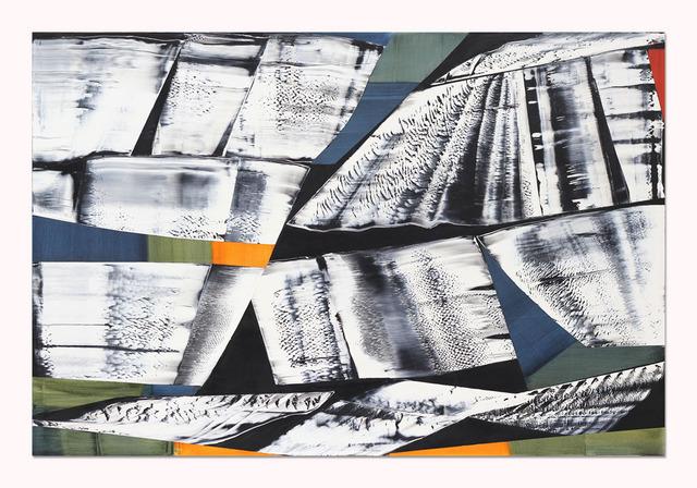 , 'Black Mountain MK 5,' 2014, Sundaram Tagore Gallery