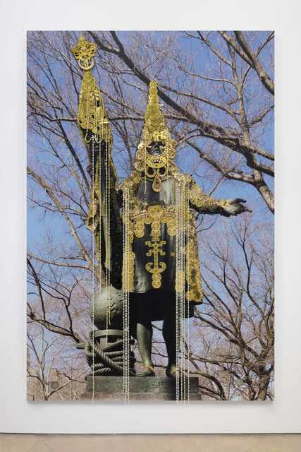 , 'Columbus, Central Park ,' 2018, P.P.O.W