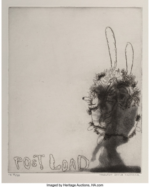 Trenton Doyle Hancock, 'Post Load', 1998, Heritage Auctions