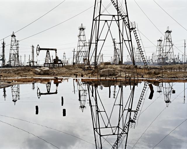 , 'SOCAR Oil Fields #3, Baku, Azerbaijan,' 2006, Von Lintel Gallery