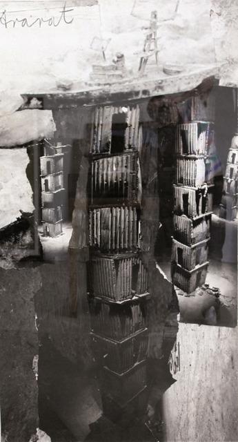 , 'Ararat,' 2008, Galerie Edition Purrmann