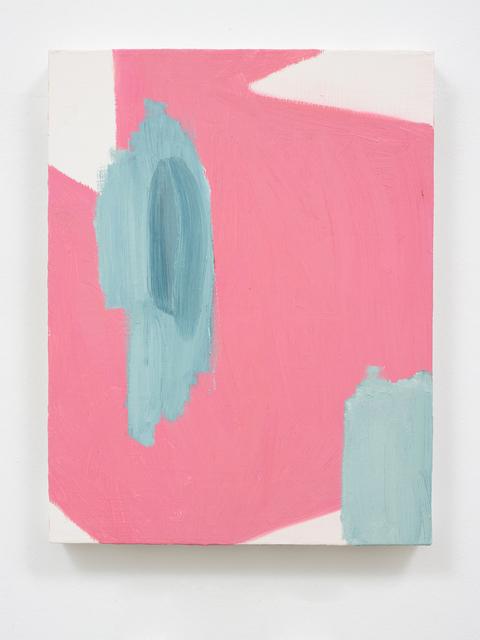 , 'COOL (Pink - Grau),' 2017, Kadel Willborn