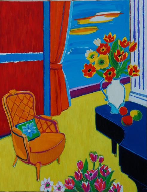 , 'Four colors of comfort2, 네 빛깔의 위안1 ,' 2016, Gallery Jari Art