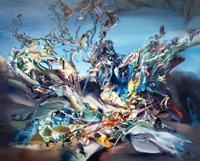 Oliver Vernon, 'Passage', 2015-2018, Mirus Gallery