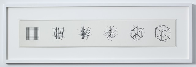 , 'P-188,' 1975-1978, bitforms gallery