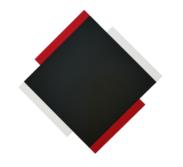 , 'Centric Black / Red / White,' , Peter Blake Gallery