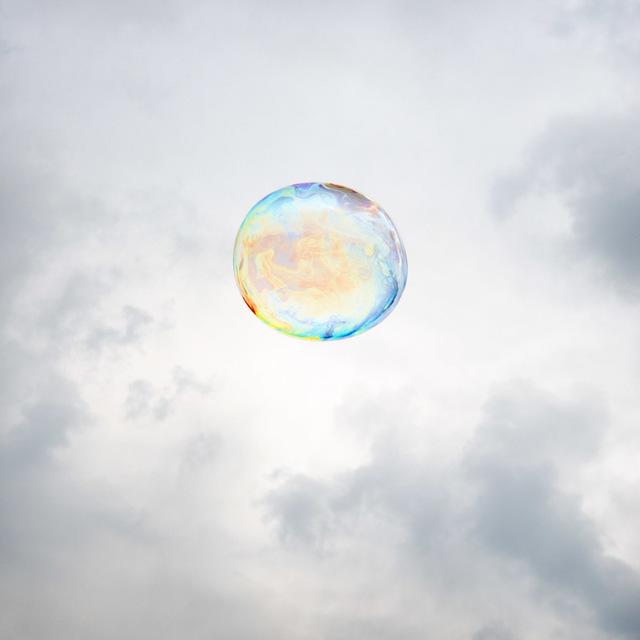 , 'Bubble No. 2,' 2014, JAYJAY