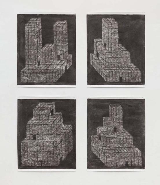 Klaus Dauven, 'House 1-4', 2015, Galerie Bart