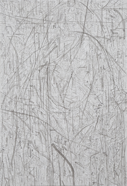 , 'Crack,' 2017, DOOSAN Gallery