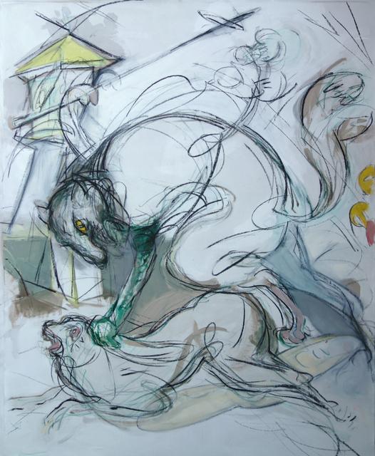 , 'Ohne Titel,' 2017, Galerie Kornfeld