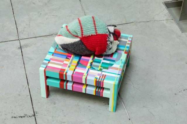 Michelle Forsyth, 'Aqua Stack', 2014, Corkin Gallery