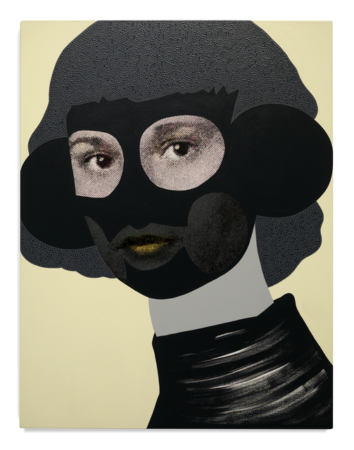 , 'Mono Lisa,' 2016, Allouche Gallery