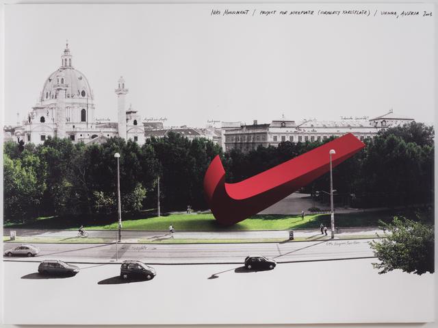 Eva and Franco Mattes, 'Nikeplatz', 2003, Postmasters Gallery