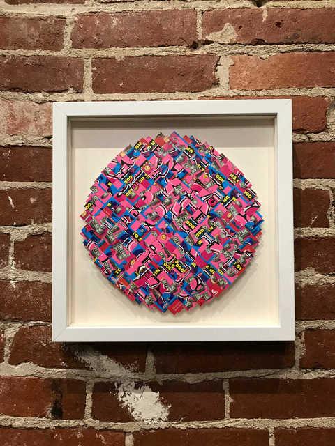 , 'Hoosier Lotto,' 2018, Mason-Nordgauer Fine Arts Gallery