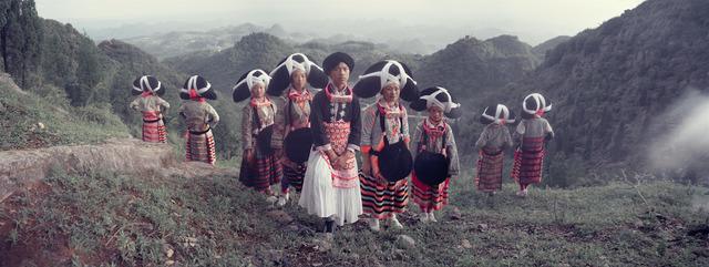 , 'XXII 9 Longhorn Miao, SuoJia, Miao Village, Liupanshui, Guizhou, China,' 2016, Atlas Gallery