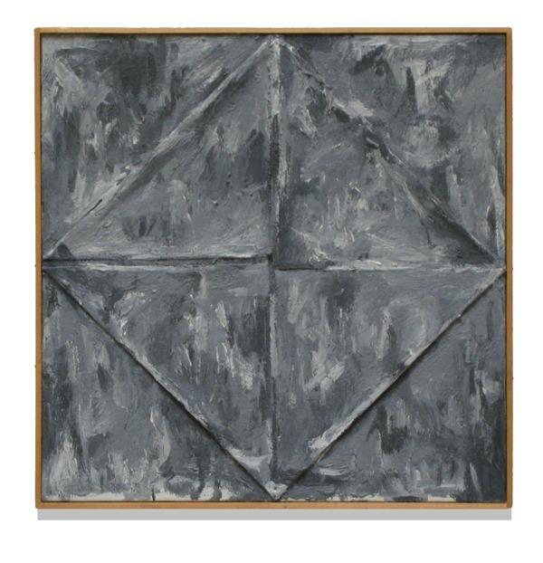, 'Jasper Johns (The Disappearance II, 1961),' 1967, Joseph K. Levene Fine Art, Ltd.