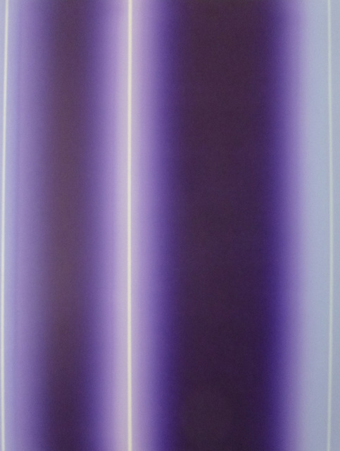 , 'Violet Illusions,' 2015, Open Studio