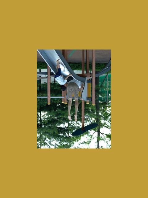 , 'Hanged Man. #11,' 2016, Efremidis Gallery