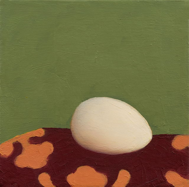 , 'The Egg,' 2016, Hunsand Space