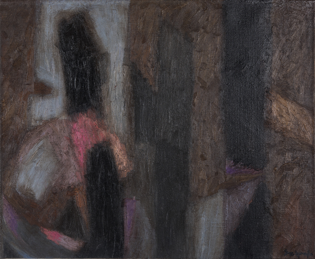 , 'Untitled,' 1961, Durban Segnini Gallery