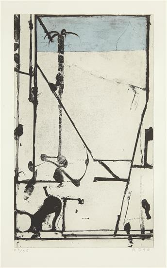 , 'Passage I,' 1990, Crown Point Press