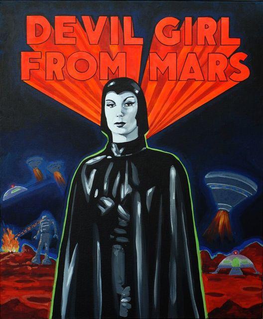 , 'Devil Girl from Mars,' 2018, Ro2 Art