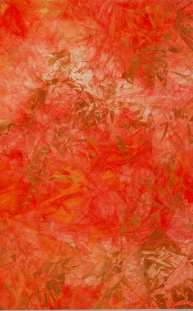 , 'Wrinkled Sky and Petals II,' 2018, Emerson Dorsch