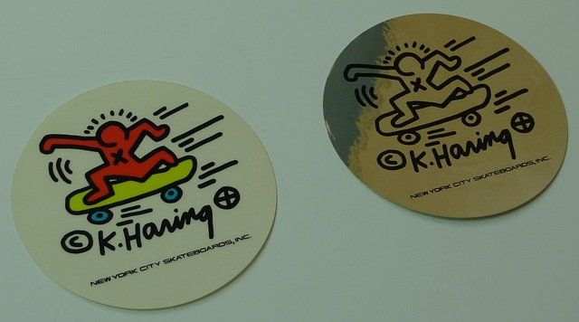 Keith Haring, 'Untitled', 1986-1990, Bengtsson Fine Art