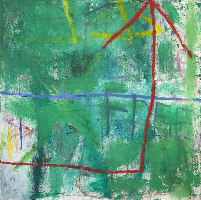 , 'Rousseau's Dream,' 2019, CIRCA Gallery