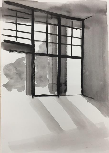 , 'Ink Rooms 3,' 2017, Galerie Huit