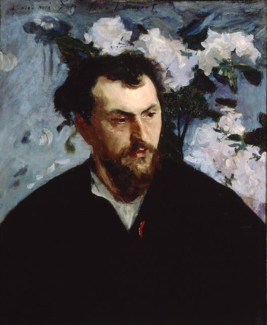 , 'Ernest-Ange Duez,' ca. 1884, Montclair Art Museum