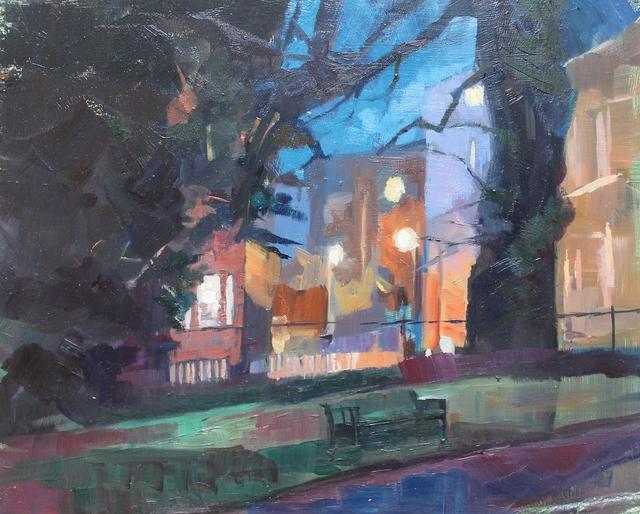 , 'Portland Square i,' , Castlegate House Gallery