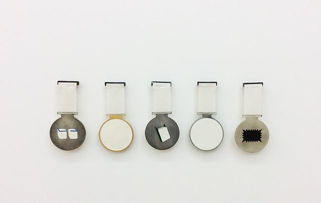 , 'Medals,' 2002, Galeria Jaqueline Martins