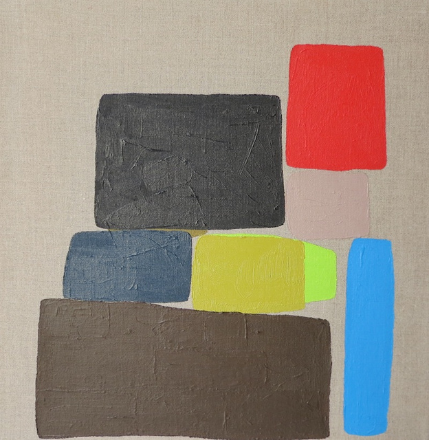 , 'Three,' 2014, ROCKELMANN  &