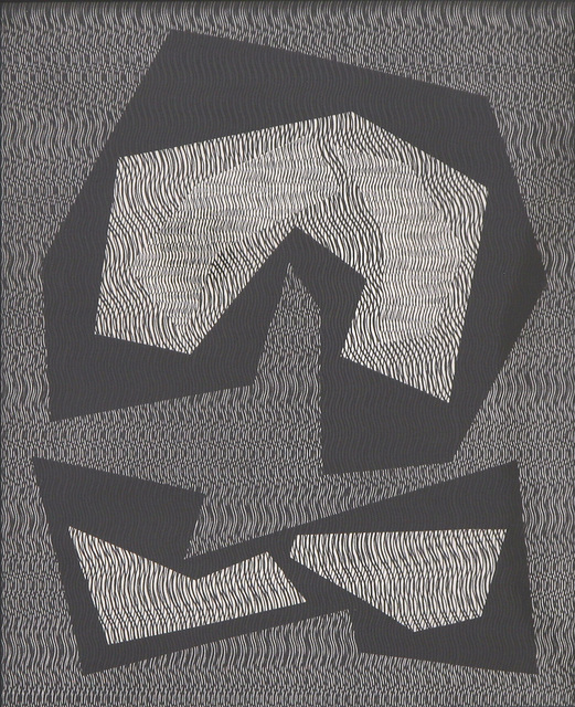 , 'Multilayered print from Rosa Esman's New York Ten Portfolio ,' 1964, David Richard Gallery