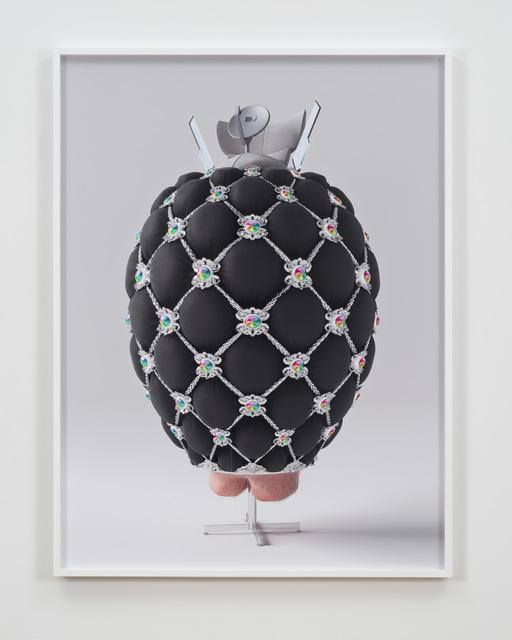 Jonathan Monaghan, 'IT-O Interrogator Egg,' 2014, bitforms gallery