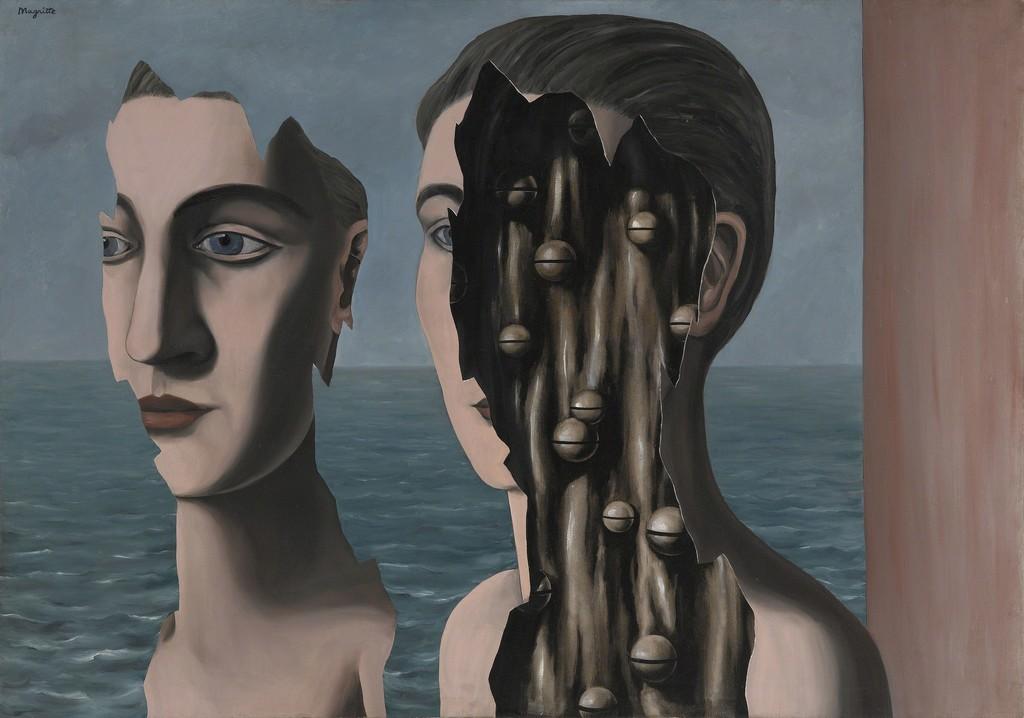 Préférence René Magritte | The Secret Double (Le Double secret) (1927) | Artsy VV66