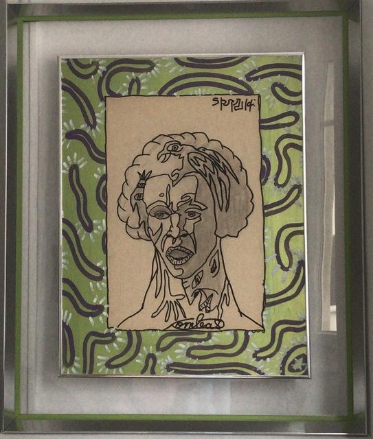 Robert Combas, 'Beethoven', 2004, MK Art Invest Group