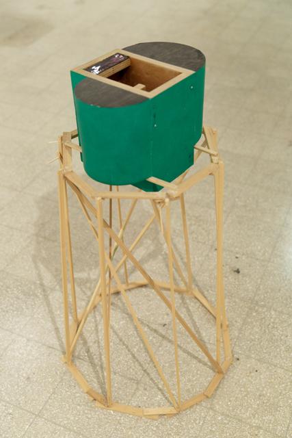 Osvaldo Romberg, 'Homage to Brancusi', 2007, Sculpture, Wood, Contemporary by Golconda