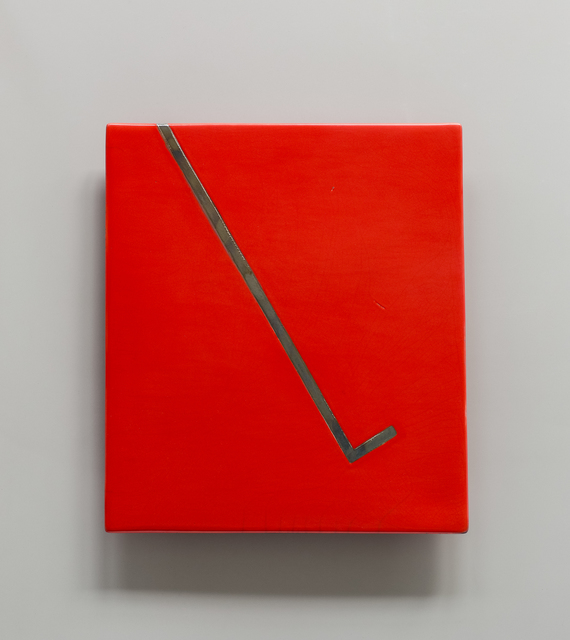 , 'UNTITLED (RAKU WALL SLAB),' 2015, Traver Gallery