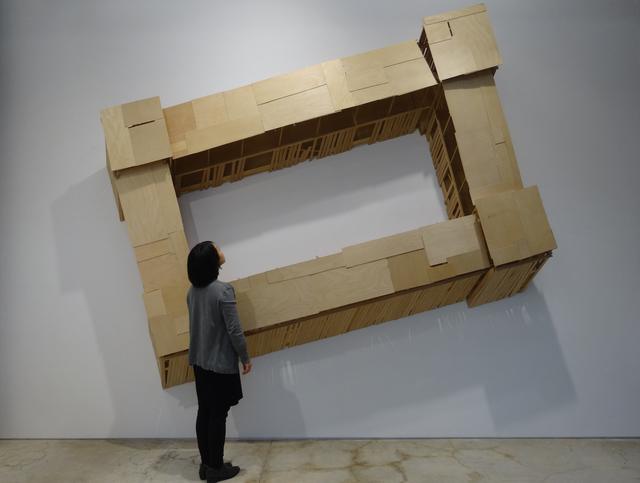 , 'Frauenbad, Limmat River and Helmhaus, Zurich,' 1993, Misa Shin Gallery