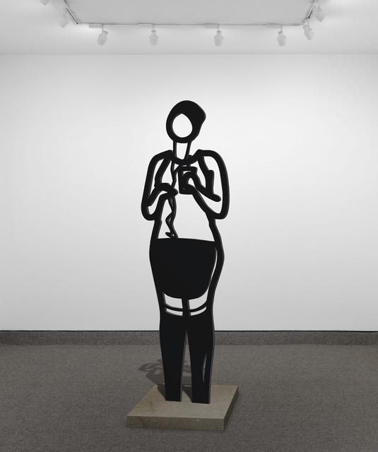 Julian Opie, 'Sports gear', 2019, Krakow Witkin Gallery