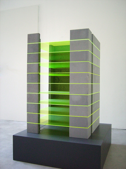 , 'Light Tower,' 2011, C. Grimaldis Gallery