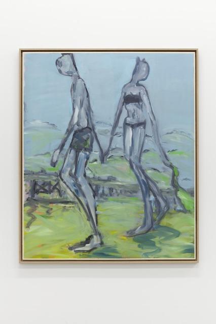 , 'Jetée,' 2015, Galerie Laurent Godin