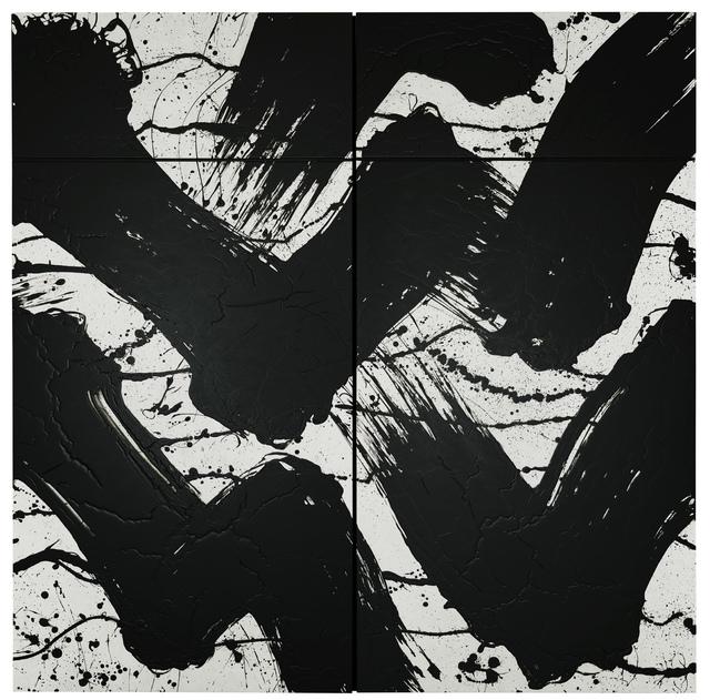 Fabienne Verdier, 'Wanderings in dynamicscapes II', 2012, Waddington Custot