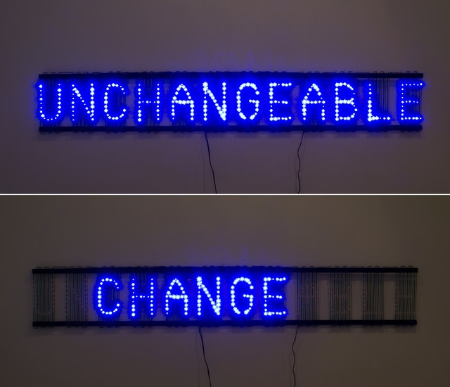, 'Unchangeable,' 2012, Ani Molnár Gallery