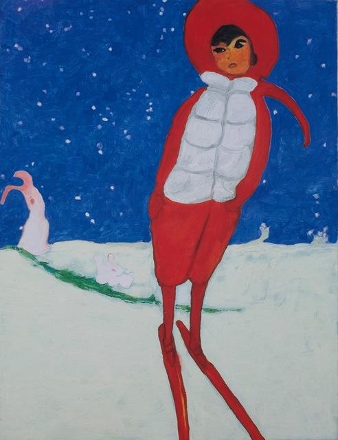 Makiko Kudo, 'I forgot something', 2006, Lovaas Projects